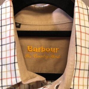 Barbour The Country Shirt Long Sleeve plaid M